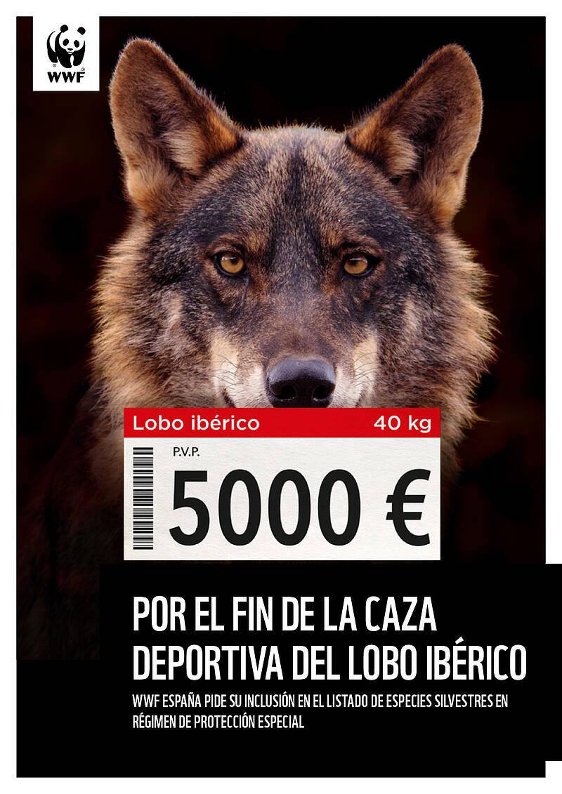 Fin de la caza del lobo
